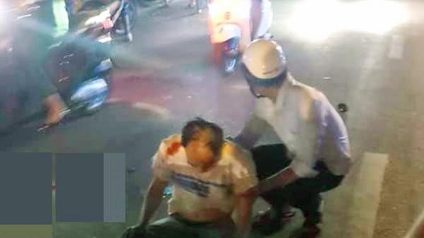 Kiên Giang: Cán bộ ngân hàng bị xe máy tô.ng t.ử v.on.g khi đi đổ xăng