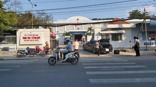 Covid-19: Hơn 50 cán bộ ở Phú Quốc đi khám sức khỏe sau ca nhiễm thứ 54