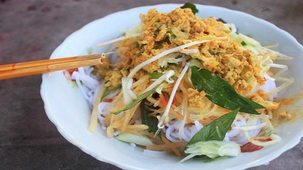 Bún kèn và xôi xiêm lạ miệng ở Kiên Giang
