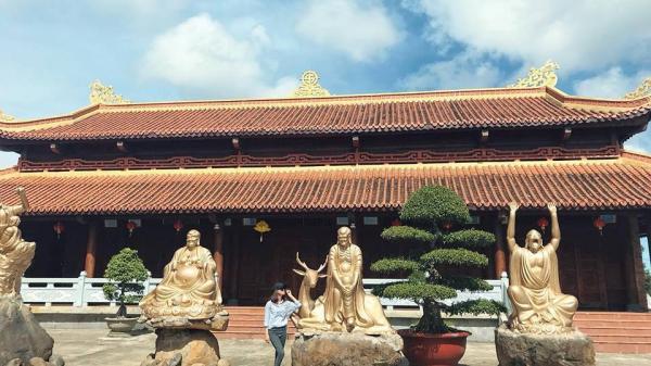 Chùa Khánh Lâm, Kon Tum - không gian văn hóa tâm linh nổi tiếng qua cảm nhận của cô gái Gia Lai