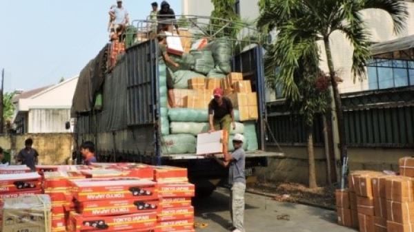 Kon Tum: Phát hiện 290 hộp thuốc tân dược không rõ nguồn gốc