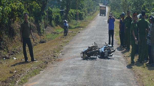 Kon Tum:  Tai nạn giao thông nghiêm trọng khiến 01 tử vong