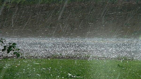 Thời tiết 21/3/2018: Miền Trung và Tây Nguyên đề phòng nguy cơ mưa đá