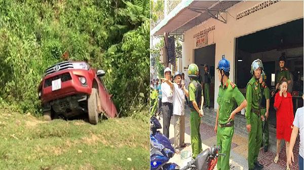 Nóng: Đã bắt được hai nghi can bắn chết người ở Kon Tum