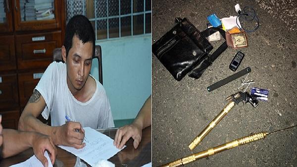 Kon Tum: Liên tiếp phát hiện hai vụ vận chuyển, tàng trữ trái phép ma túy và súng tự chế