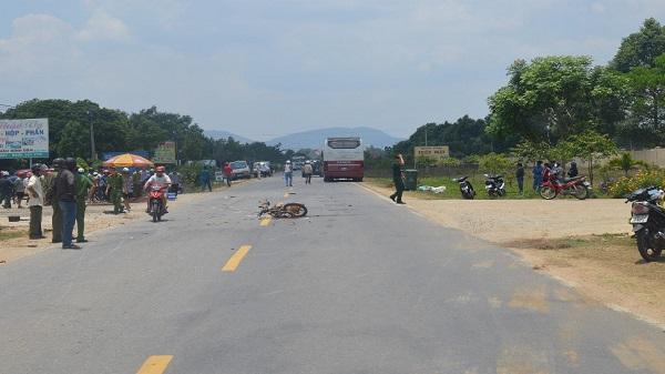 Kon Tum: Liên tiếp xảy ra 02 vụ tai nạn giao thông làm 02 người chết