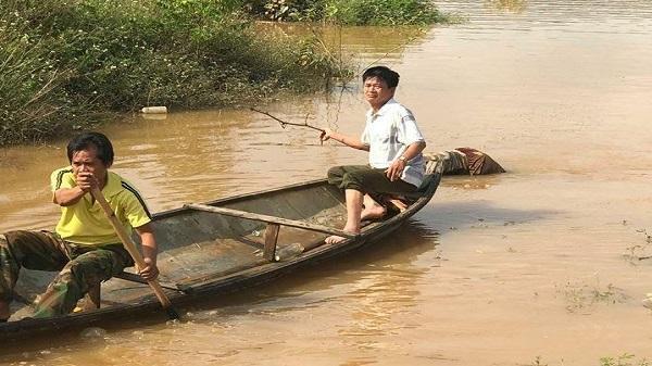Kon Tum: Phát hiện thi thể trôi sông