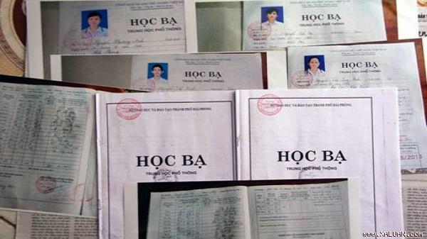 Kon Tum: Phát hiện 1 trường hợp dùng học bạ giả đăng ký dự thi THPT quốc gia năm 2018