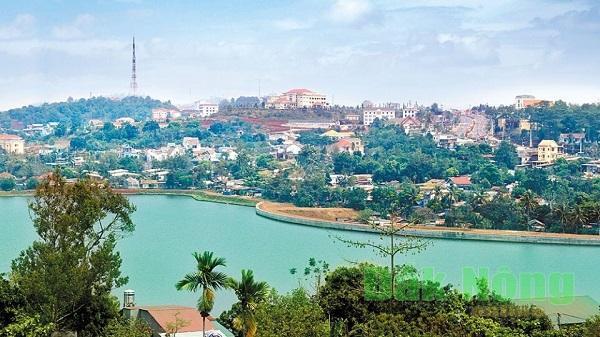 Đắk Nông hướng tới thành lập thành phố Gia Nghĩa trước năm 2020