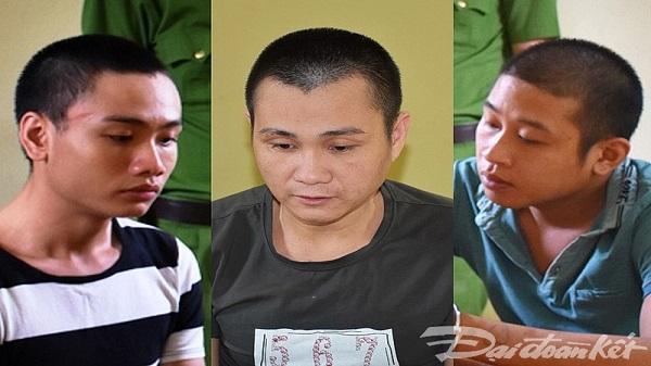 9X Kon Tum cùng 2 đối tượng khác mua bán trái phép chất ma túy
