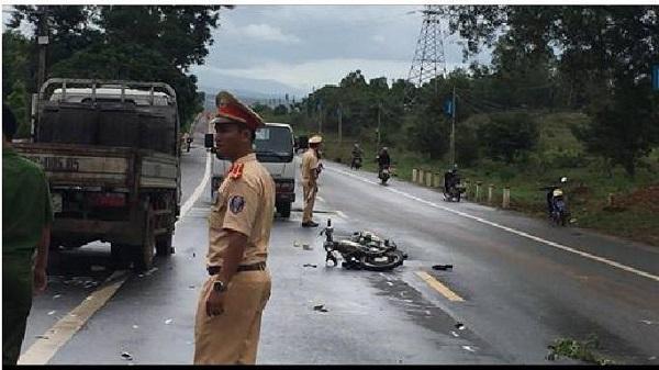 Kon Tum: Xảy ra tai nạn giao thông làm 1 người tử vong