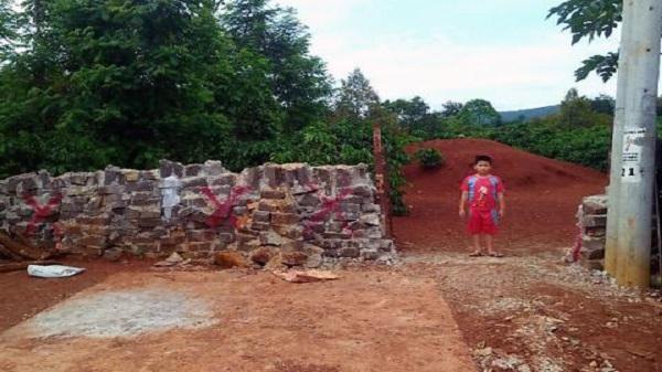 Đắk Nông: Hồi kết của sự việc cả thôn lấp cổng hàng xóm