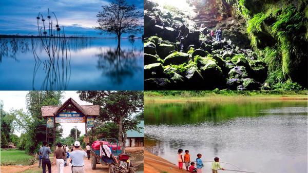 Top 10 điểm du lịch hấp dẫn nhất của tỉnh Đắk Nông