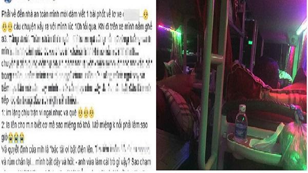 Đắk Nông: Tài xế bị 'tố' sàm sỡ nữ hành khách đã bị nghỉ việc