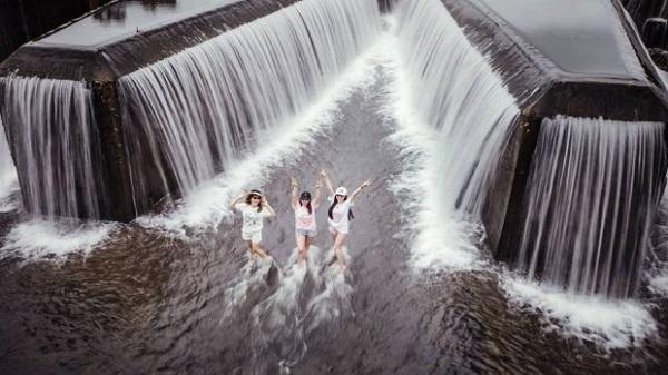 Hot: Cảnh đập nước hoành tráng ở Đak Nông khiến dân mạng ngỡ ngàng vì quá Đẹp