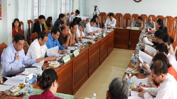 Phó Chủ tịch Trương Thị Ngọc Ánh kiểm tra công tác tại Gia Lai và Kon Tum