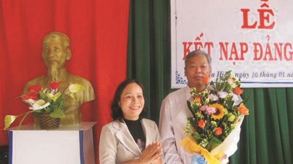 Thí điểm kết nạp chủ doanh nghiệp tư nhân vào Đảng - Thực tiễn tại miền Trung-Tây Nguyên