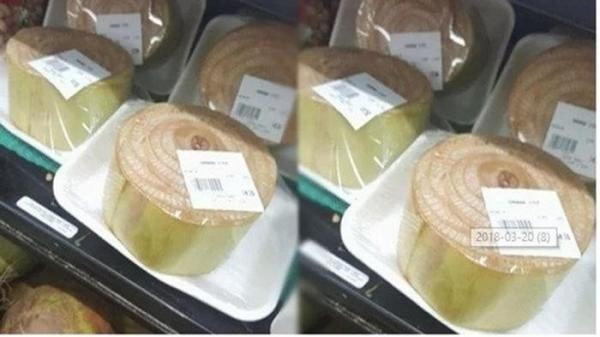 Thân chuối ở Việt Nam cho lợn ăn, ở siêu thị Nhật Bản 300.000 đồng 1 khúc 10cm