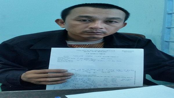 CATP.Kon Tum bắt giữ đối tượng tàng trữ, mua bán trái phép chất ma túy