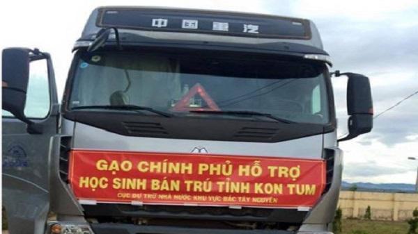 Xuất cấp hơn 1.584 tấn gạo hỗ trợ học sinh Gia Lai và Kon Tum