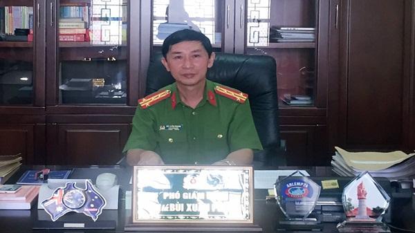 Lai Châu: Gặp gỡ người chỉ huy nơi phên giậu Tổ quốc