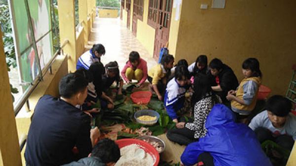 Lai Châu: Tết đầm ấm cho học sinh La Hủ