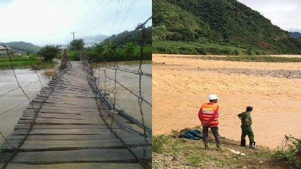 Lai Châu: 3 người chết, hàng chục tỷ cuốn phăng theo mưa lũ