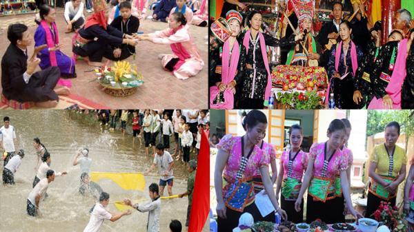 Độc đáo lễ hội Then Kin Pang có 1 – 0 – 2 ở Lai Châu