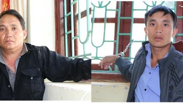 Lai Châu: Bắt khẩn cấp bố vợ và con rể giấu heroin trong bao tải chứa rắn