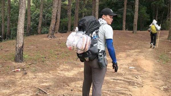 Hàng chục người tìm kiếm phượt thủ Sài Gòn mất tích 5 ngày khi leo núi tại Bình Thuận