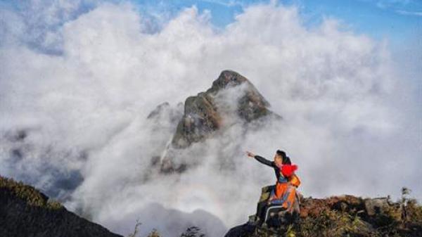 Ngũ Chỉ Sơn - giấc mơ chinh phục của nhiều du khách khi đến với Lai Châu