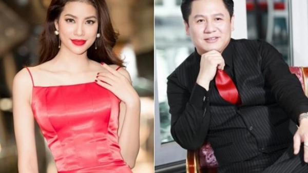 Lộ diện bạn trai nổi tiếng giàu, có 2 con riêng của Hoa hậu Phạm Hương