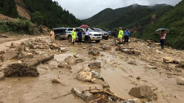 Nguy cơ lũ chồng lũ ở các tỉnh phía Bắc: Lai Châu ra công điện khẩn để ứng phó