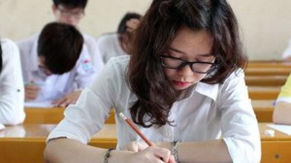 Chấm thi THPT quốc gia: Lai Châu có một thí sinh đạt điểm 10 môn Toán