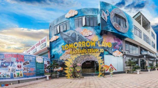 Mãn nhãn với bảo tàng tranh 3D - Tomorrow Land đẹp không phải nói ở Lai Châu