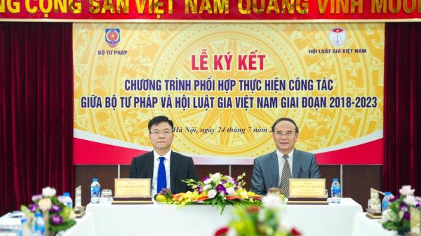 Ngày Pháp luật Việt Nam (9/11/2018): Hướng về cơ sở, phục vụ người dân