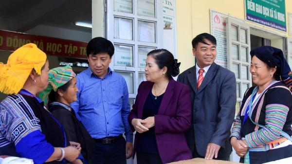 Đoàn Đại biểu Quốc hội tỉnh Lai Châu tiếp xúc cử tri huyện Than Uyên
