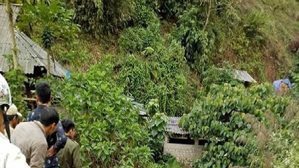 Lai Châu: Xe tải lao xuống vực, tài xế tử vong tại chỗ