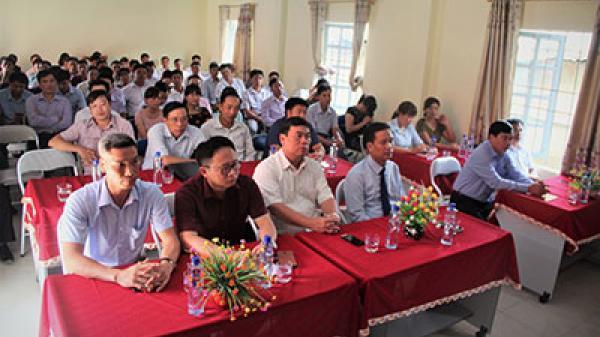 Ra mắt Trung tâm Giáo dục nghề nghiệp - Giáo dục thường xuyên huyện Nậm Nhùn và khai giảng năm học mới