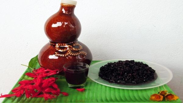 Về Lai Châu nếm thử tinh túy của rượu Nếp Than