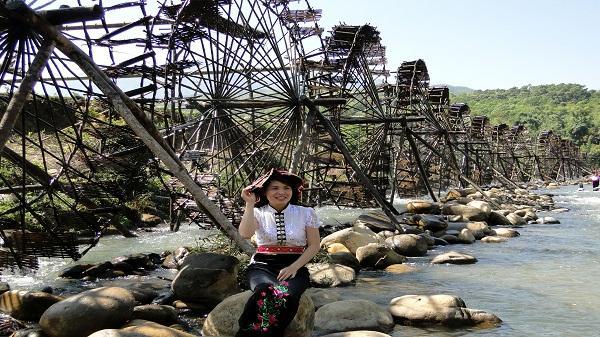 Tin vui Lai Châu: Hơn 3000 lượt du khách đến thăm quan cọn nước Tam Đường