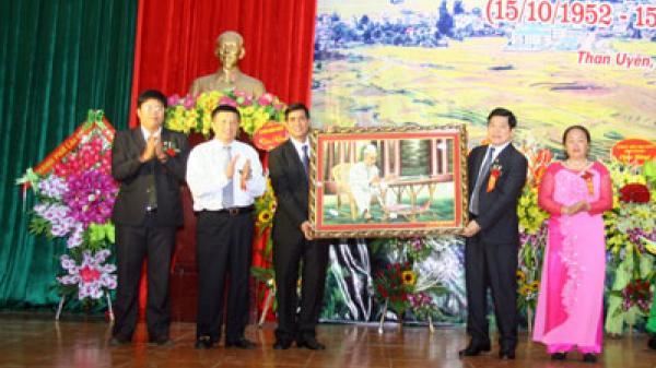Kỷ niệm 65 năm Ngày giải phóng huyện Than Uyên (15/10/1952-15/10/2017)
