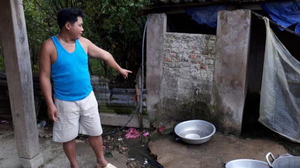 """Khu tái định cư Tà Mít, Lai Châu: Sống cạnh sông, suối, dân vẫn """"khát nước"""""""