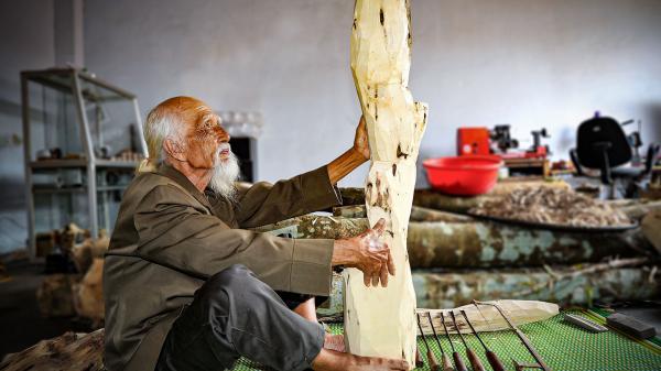 Về làng đục dó tìm trầm ở Hà Tĩnh