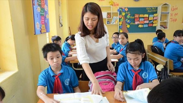 Lương giáo viên sẽ được xếp cao nhất trong hệ thống thang bảng lương