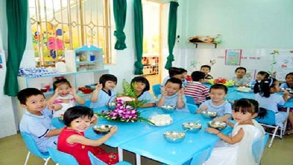 94 trường mầm non ở Lâm Đồng đạt chuẩn quốc gia
