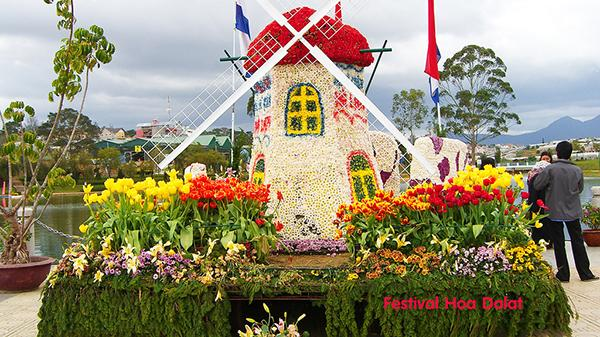 Lâm Đồng công bố 5 đường dây nóng tiếp nhận phục vụ Festival Hoa Đà Lạt 2017