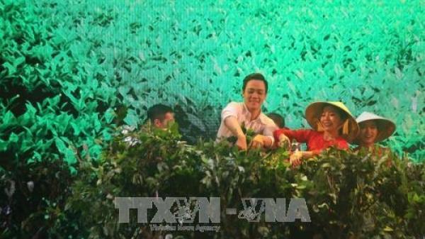 Festival hoa Đà Lạt 2017: Khai hội Tơ – Trà phố núi B'Lao