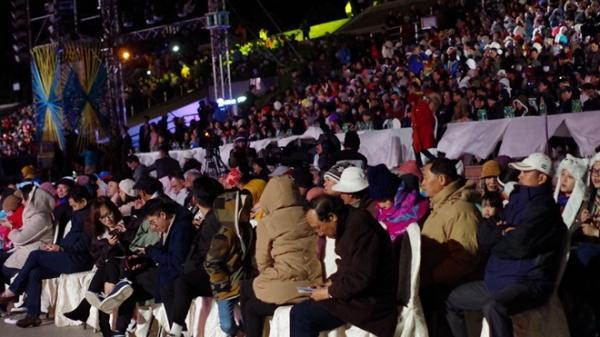 Lực lượng CAND bảo vệ an toàn tuyệt đối Festival hoa Đà lạt