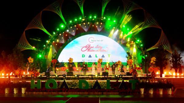 Festival Hoa Đà Lạt khép lại qua 'Giai điệu thiên nhiên'
